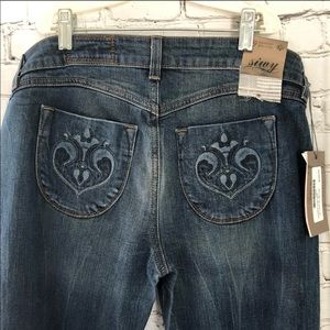 NWT Siwy Hannah Slim Crop Jean 29 At Last